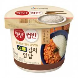 (預購 25/06)CJ 午餐肉泡菜飯 (컵반스팸김치덮밥)