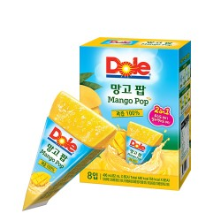[Dole] Fruit Pop (Mango) 62ml *8pcs
