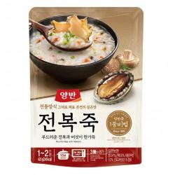 (預購 25/06)[東遠] 兩班 包裝 鮑魚粥 420G (양반전복죽)