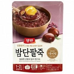 [東遠] 兩班 包裝 栗子紅豆粥 420G (양반밤단팥죽)