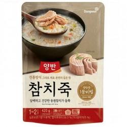 [東遠] 兩班 包裝 吞拿魚粥 420G (양반참치죽)