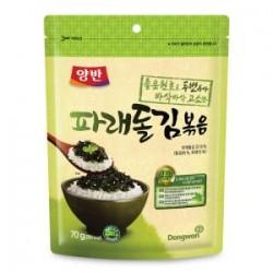[東遠]韓國拌飯紫菜碎 70g (파래돌김볶음)