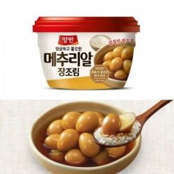 (預購 25/06)[東遠] 韓式鵪鶉蛋270G (메추리알장조림)
