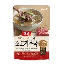 [東遠] 兩班 牛肉蘿蔔湯 460G (양반소고기무국)