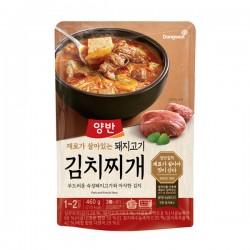 [東遠] 兩班 豬肉泡菜湯 460G (양반숙성돼지고기김치찌개)