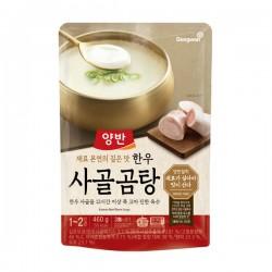 [東遠] 兩班 牛骨湯 500G (양반진국사골곰탕)