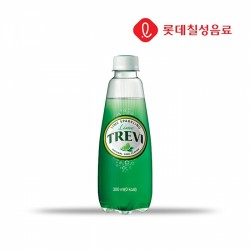 (預購 25/06)[樂天] Trevi青檸味有汽水 300ml (트레비라임)