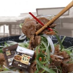 韓式光陵烤豬肉 200g (冷凍食品)