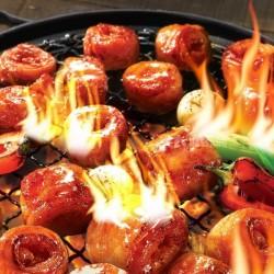 韓式火辣烤豬大腸 (불막창) 120g  (冷凍食品)