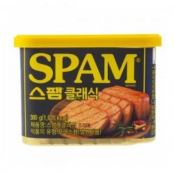 [CJ] Spam 經典原味午餐肉 300g (스팸클래식)