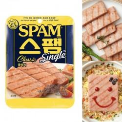 [CJ] Spam Single 經典原味午餐肉 80g (스팸싱글클래식)