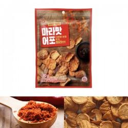 [Murgerbon] Spicy Tuna Chips 마라맛 어포 180g