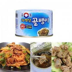 YuDong 螺肉罐頭 유동 자연산골뱅이 140G