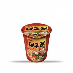 [農心] 浣熊辣味拉麵 杯裝 62G 농심 얼큰한 너구리 컵