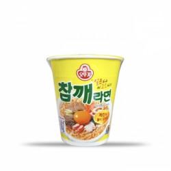 [不倒翁]  芝麻拉麵 杯裝 65G 오뚜기 참깨라면  컵