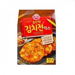不倒翁 泡菜煎餅粉 오뚜기 초간편 김치전믹스 320G