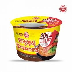 [不倒翁] 杯飯 - 部隊鍋飯 311g (컵밥의정부식부대찌개밥)