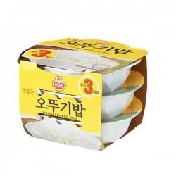 [Ottogi] 不倒翁即食飯 (210G X 3盒)