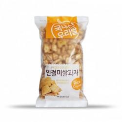 CW 黃豆粉年糕味米餅 청우 인절미 쌀과자 280g