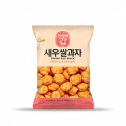 CW 蝦味米餅 청우 새우 쌀과자 81g