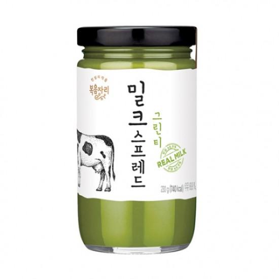 [Bokumjari] 綠茶牛奶醬 230g