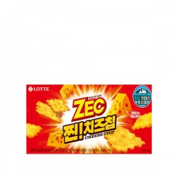 樂天 ZEC芝士餅 롯데 제크 찐치즈칩 54g