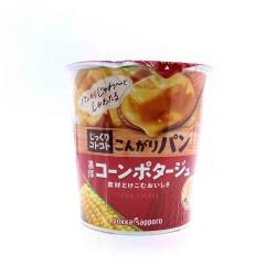 [POKKA SAPPORO]  黃金粟米濃湯配麵包粒 31.4g