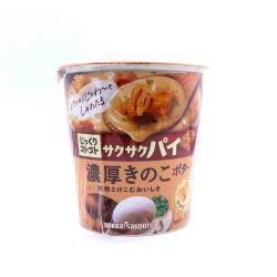[POKKA SAPPORO]  酥皮蘑菇湯配麵包粒 27.2g