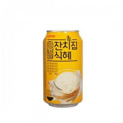 樂天 喜宴甜米露 롯데칠성 잔치집 식혜 340ml