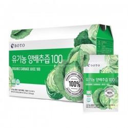 BOTO 有機濃卷心菜汁禮盒 (80ML*30包)/盒