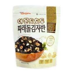 Chun Myong 아몬드호두 파래돌김 자반 杏仁核桃炒紫菜碎 40g