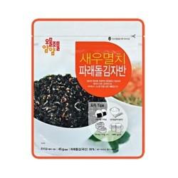 Chun Myong 새우 멸치 파래돌김자반 蝦仁味炒紫菜碎 40g