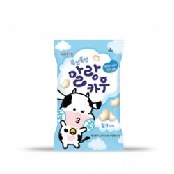 樂天 軟綿綿牛奶糖(經典牛奶味) 롯데 말랑카우 밀크 79g