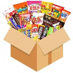 SGTS 零食福袋 (隨機21款韓國零食)