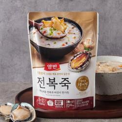 東遠 鮑魚粥 동원 양반 전복죽 420G