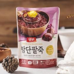 東遠 栗子紅豆粥 동원 양반 밤단팥죽420G