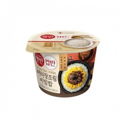 CJ 牛油燉豬肉滑蛋拌飯 컵반 버터장조림 비빔밥