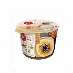 CJ 午餐肉蛋黃醬蓋飯 컵반 스팸마요덮밥