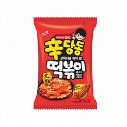 (預購 27/10)海太 元祖辣炒年糕餅乾 해태 신당동 떡볶이 110G