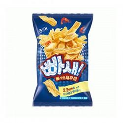 (預購 27/10)海太 薄片爆脆蝦片 해태 빠삭한 새우칩 60G