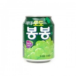 [haitai]-crushed grape juice 238ml