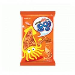 樂天 海鮮風味酥餅 롯데 오잉 75G