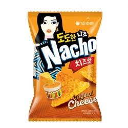 Orion 芝士味墨西哥粟米片 오리온 도도한 나쵸 치즈맛 92G