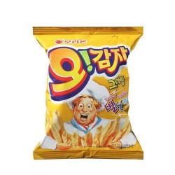 Orion 原味通心薯條 오리온 오감자 감자그라탕