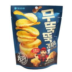 Orion 厚切黑椒薯片60g (무뚝뚝감자칩통후추소금맛)