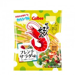 [Calbee] 卡樂B 法式沙律味蝦條- 70g