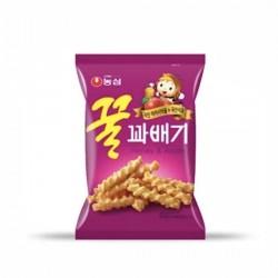[農心] 蜂蜜麻花脆條 90g[농심] 꿀꽈배기 90g