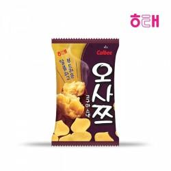 [海太] 甜薯脆片 60g (오사쯔)