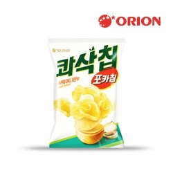 [Orion] 超脆薯片 酸洋蔥味 60g (콰삭칩사워어니언맛)