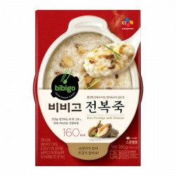 [bibigo]  速食鮑魚粥 280g(전복죽)